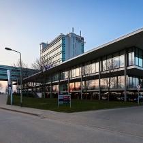 Media Groep Limburg en  Stamicarbon kantoor, Sittard