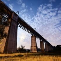 Spoorviaduct Lijn 24, Moresnet