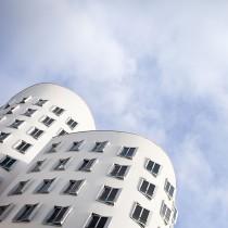 Frank Gehry gebouwen, Mediahafen, Düsseldorf