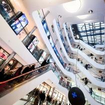 Sevens winkelcentrum, Düsseldorf