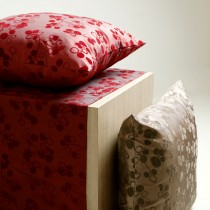 Vivant Gingko tablerunner & cushion cover