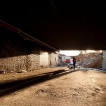 Werkzaamheden voor aanleg A2-tunnel 35